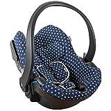 Bezug für BeSafe Izi Go (Modular) - Blau mit Sterne ♥