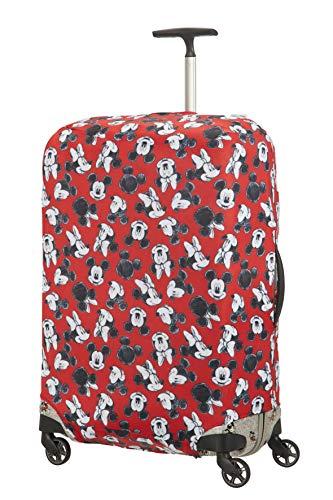 SAMSONITE Global TA Disney Custodia 80 centimeters 1 Rosso (Mickey/Minnie Red)