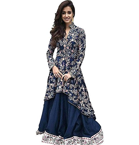 Aarna Fashion\'s New gowns for women party wear lehenga choli for ...