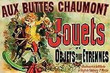 1art1 48417 Poster Publicité Historique Jouets 91 x 61 cm