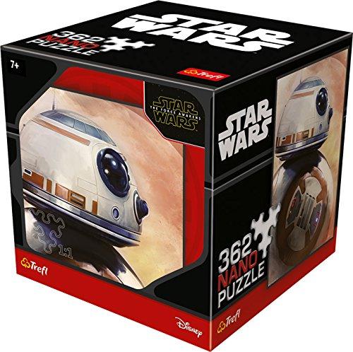 Trefl 7866 - Puzzle Star Wars 'Nano' BB-8, 362 Pezzi