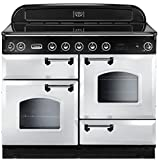 Falcon RANGECOOKER CLASSIC 110 weiss /chrom - Induktion Grill / O+U Ofen / HL Ofen