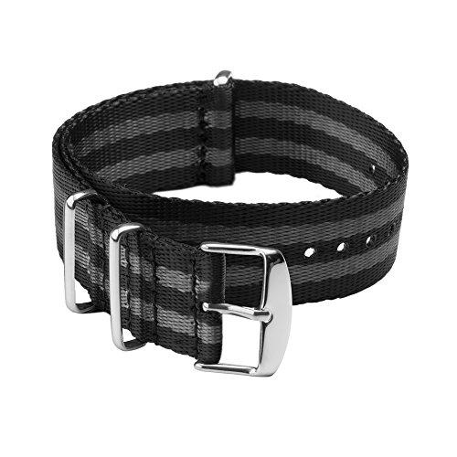 Archer Watch Straps   Cinturini NATO in nylon di altissima qualità stile cintura di sicurezza  ...