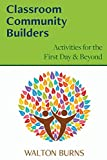Classroom Community Builders (Teacher Tools)
