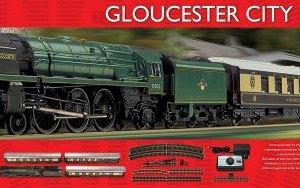 Hornby Gloucester City Pullman Train Set 51zLWO0sL6L