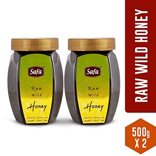 Safa Raw Honey 1 Kg (500 Grams X 2)