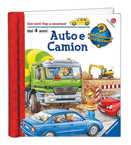 Auto e camion. Ediz. illustrata