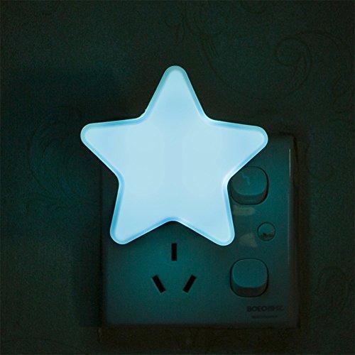 LED Luce notturna,Lampada da comodino,luci led camera da letto,led per bambini,lampada led...
