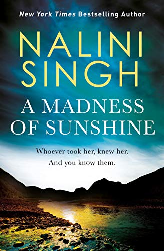 A Madness of Sunshine by [Singh, Nalini]