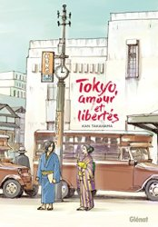 Tokyo, amour et libertés par [Takahama, Kan]