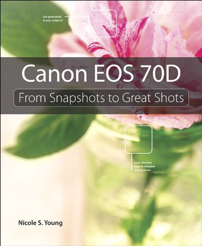 Canon EOS 70D: From Snapshots to Great Shots (English Edition)