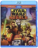 Star Wars Rebels: Complete Season 4 (2 Blu-Ray) [Edizione: Stati Uniti]