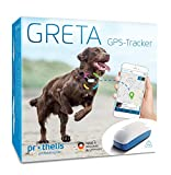 "Prothelis - GPS Tracker ""GRETA"" für Hunde"