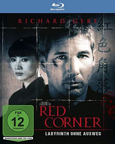 Red Corner - Labyrinth ohne Ausweg [Blu-ray]