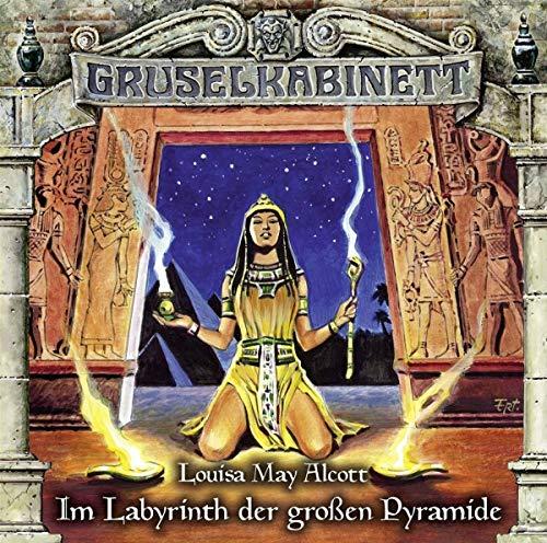 Im Labyrinth der großen Pyramide