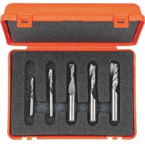 CMT Orange 191,000.02 Tools-Set 5 fragole elicoidale z2 pos. hm s 6,35-12,7 dx mm