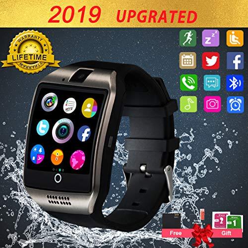 Bluetooth Smartwatch con Camera, Smart Watch Phone Touchscreen,Smart Orologio,Impermeabile Orologio...