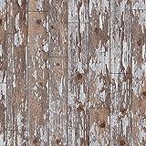 Arthouse 622009Cabine Bois papier peint, Neutre, 53cm X 10.05m