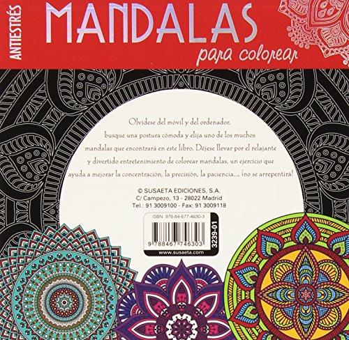 Mandalas Para Colorear Libros De Lectura Pdf Gratis