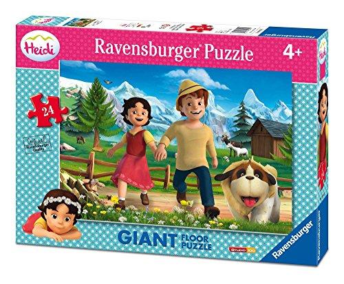 Ravensburger 05461 - Heidi Puzzle 24 Pezzi Giant Floor