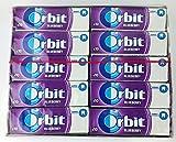Wrigley Orbit Blueberry Großpack: 300 Stück - 30x10 St. 420 gr. Zuckerfrei