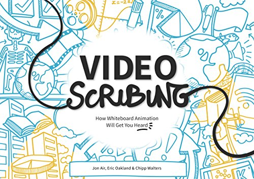 Video Scribing: How Whiteboard Animation Will Get You Heard