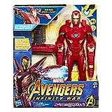 Avengers: Infinity War - Iron Man Mission Tech Titan Hero con Accessorio (Personaggio, Action Figure), E0560103