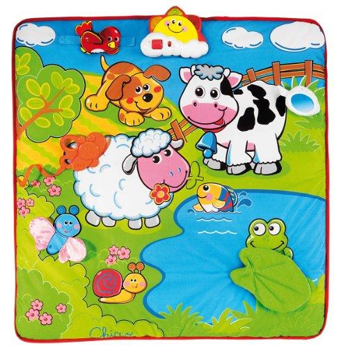Chicco - Alfombra de los animales cantarines (00071508000040)