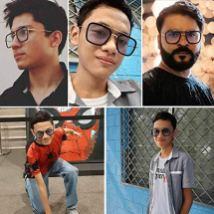Outray-Retro-Iron-Man-Gafas-de-sol-Tony-Stark-Gafas-Marco-de-metal-de-gafas-cuadradas-para-hombres-mujeres