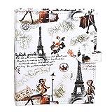 Sasairy Organizzatore Libro Orecchini Book Design Per Orecchini Scatola di Gioielli Regalo per Ragazze/Donna con Modello Torre