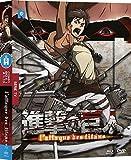 L' Attaque des Titans - Coffret Combo 1/2 [Combo Blu-ray + DVD] [Combo Blu-ray + DVD]