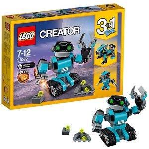 612VvQpdZlL - LEGO Creator - Robot Explorador (31062)