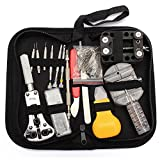 144PCS kit di riparazione orologi, orologi batteria sostitutiva Tools/barrette set