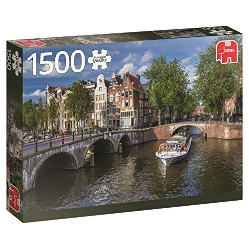 Jumbo 618578 - Puzzle Herengracht Amsterdam