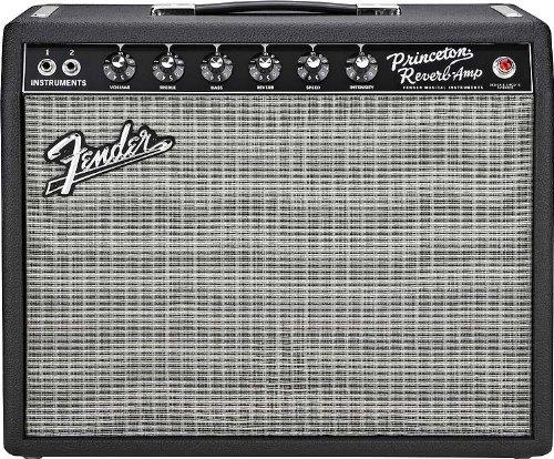 Fender '65 Princeton Reverb Guitar Amplifier Combo