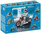 Playmobil Coleccionables - Sports & Action Moto Custom Juguetes y Juegos (Playmobil 5527)