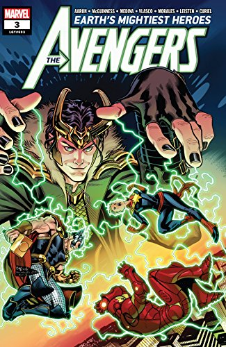 Avengers (2018-) #3 (English Edition) eBook: Jason Aaron, Ed ...
