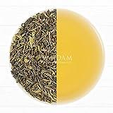 VAHDAM, Feuilles de Thé Vert de l'Himalaya (50 tasses), thé 100% naturel, ANTI-OXYDANTS PUISSANTS, thé chaud, thé glacé ou thé Kombucha, feuilles vertes au Thé Vert, 100gr
