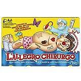 Hasbro Gaming - L'Allegro Chirurgo (Gioco in Scatola), B2176456