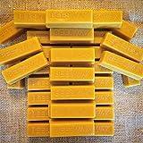 32bloques de cera de abejas, pura y natural al 100%