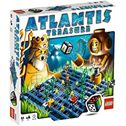 Lego Spiele 3851 - Atlantis Treasure