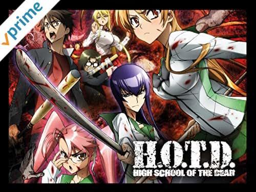 Highschool of the Dead [dt./OV]