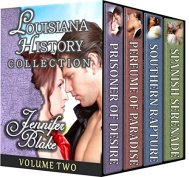 Louisiana History Collection - Volume 2 (Louisiana History Boxed Sets) by [Blake, Jennifer]