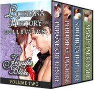 Louisiana History Collection - Volume 2 (Louisiana History Boxed Sets) by [Blake, Jennifer]