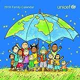 Unicef, calendario 2018 per la famiglia, quadrato (lingua italiana non garantita)