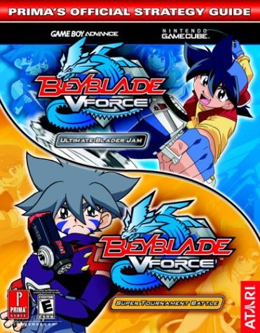 BeyBlade Super Battle Tournament & Ultimate Blader Jam: Prima's Official Strategy Guide