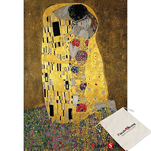Puzzle Life Liebespaar il bacio - Gustav Klimt - 150 pezzo Puzzle