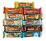 Grenade Carb Killa Protein Bars ALL 11 FLAVOURS - Includes White Chocolate, Cookies and Cream and Jaffa Quake - Treat your taste buds with some variety and sample all the flavours to find your favourite