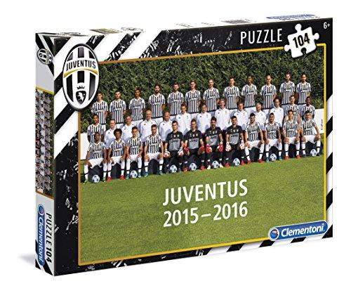 Clementoni 27951 - Puzzle Juventus, 104 Pezzi