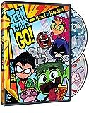 Teen Titans Go: Mission to Misbehave Season 1 Pt 1 [Reino Unido] [DVD]